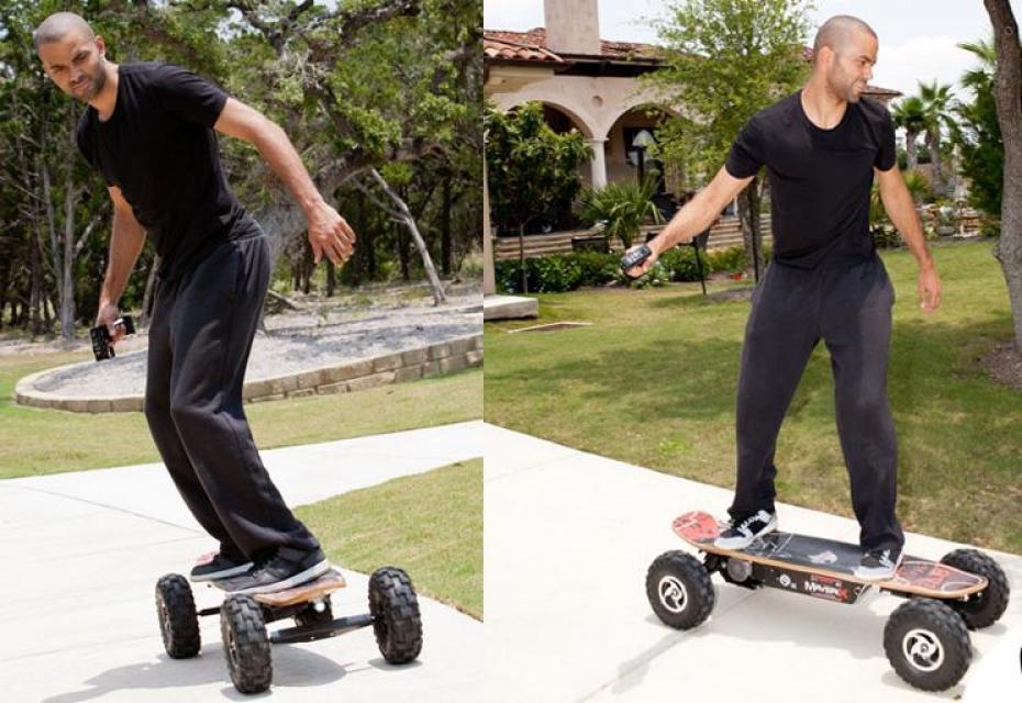 Skate électrique