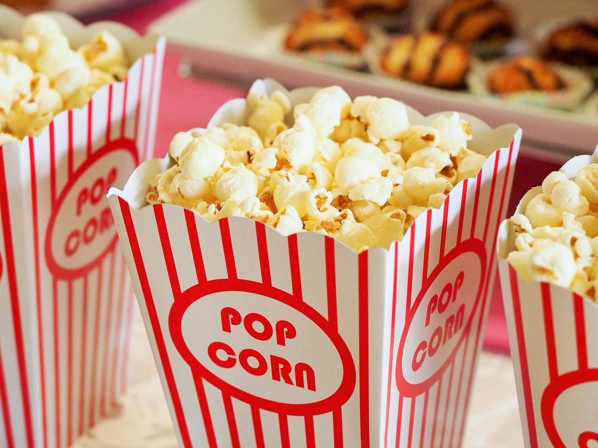Stand Pop-Corn